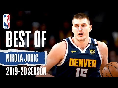 Best Of Nikola Jokic | 2019-20 NBA Season