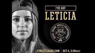 LETICIA BUFONI WIN FIRST WOMEN STREET LEAGUE 2015 CHICAGO