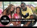Sean Combs aka P. Diddy aka Love and his many children