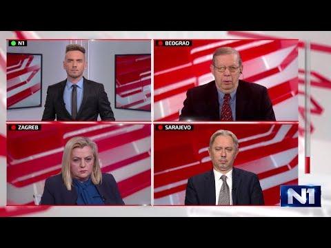 Crvena linija o porastu političkih napetosti između Beograda i Prištine