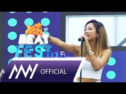 Suboi - Trò chơi  (YAN Beatfest 2015)