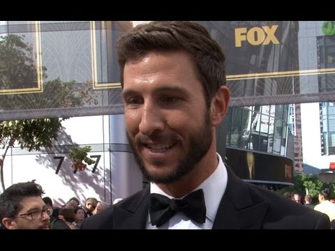 Pablo Schreiber on the Emmys Red Carpet: