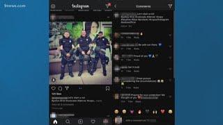 Denver police officer fired after alleged 'Let's start a riot' online post