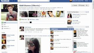 Selena gomez facebook proof! -