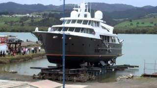 Oceania Marine - Launching 32m New Superyacht