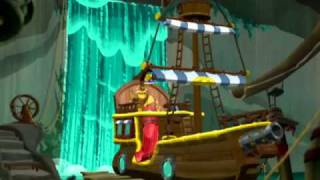 Jake and the Never Land Pirates | Official Theme Song | Disney Junior