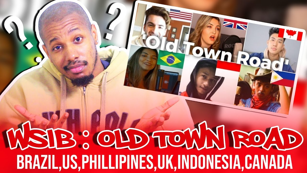 Download WHO SANG IT BETTER | Old Town Road ( us, uk, canada, Philippines, brazil, Indonesia ) Reaction