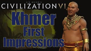 Video Civilization 6: First Impressions - Khmer Civilization download MP3, 3GP, MP4, WEBM, AVI, FLV Januari 2018
