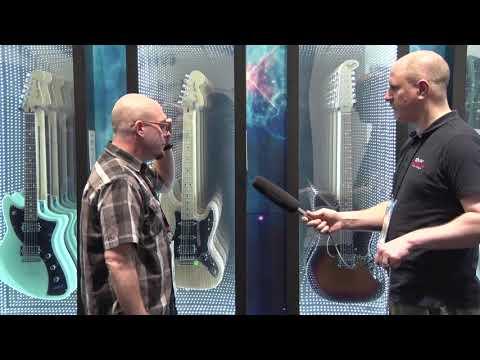 NAMM Show 2019   Fender   Alternate Reality
