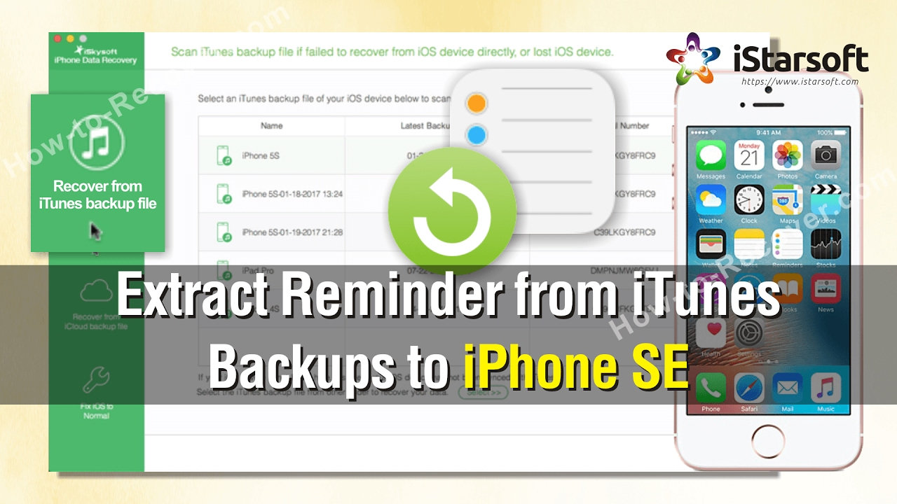 add reminder iphone how to extract reminders from itunes backups to iphone se 10041