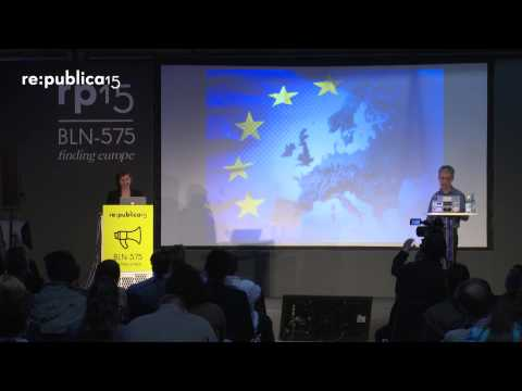 re:publica 2015 – Kirsten Fiedler, Joe McName: Internet censorship around EU since ACTA on YouTube