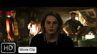 X-Men Days of Future Past: X-Men Meet Quicksilver/Meeting Quicksilver [HD]