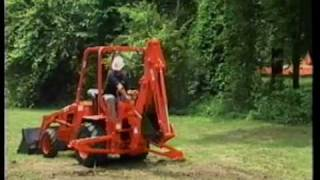 Loader Backhoe Safety-TLB 325 Powerhouse -Compact Power Center - CPECDirect.com Thumbnail