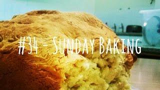 #34 - Sunday Baking