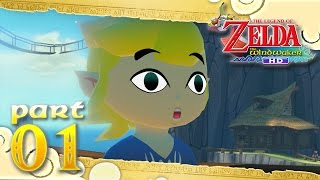 The Legend of Zelda: The Wind Waker HD - Part 1 - Outset Island