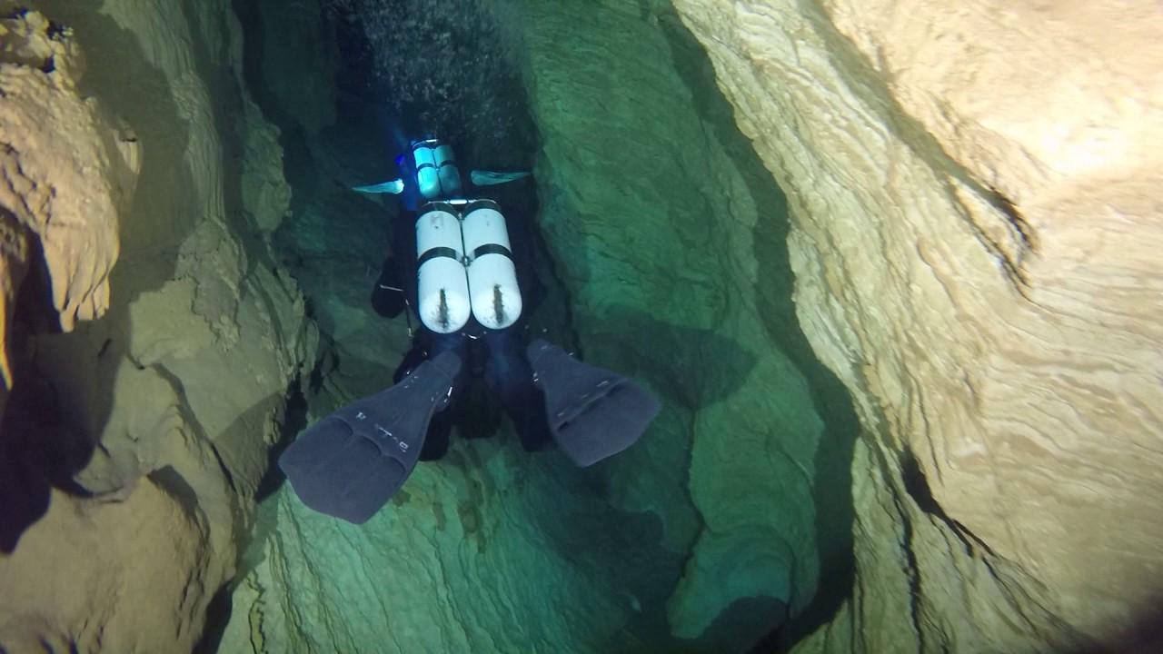 Sardinia: Cave Diving Cala Gonone, Bue Marino