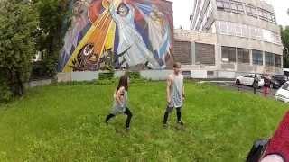 BAHROMA - На Глубине (Making of)