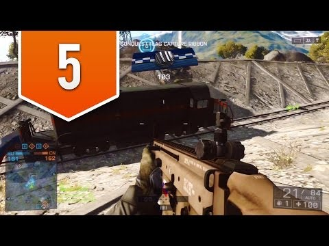 how to defeat the train in battlefield 1