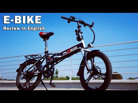 ELECTRIC BIKE From CHINA /$760 EBike Review In English.