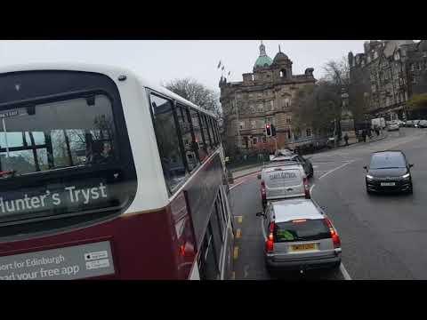 Edinburgh Arrival (Airlink Bus )