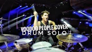 2CELLOS  Voodoo People [Live at Arena di Verona] + Drum Solo  DRUM CAM  Dusan Kranjc