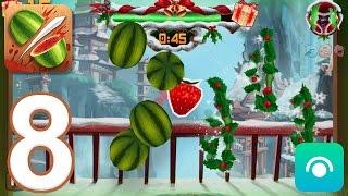 Fruit Ninja - Gameplay Walkthrough Part 8 - Christmas (iOS, Android)
