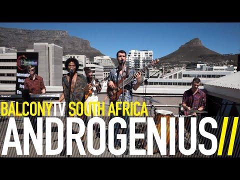 ANDROGENIUS - HOLD BACK (BalconyTV)