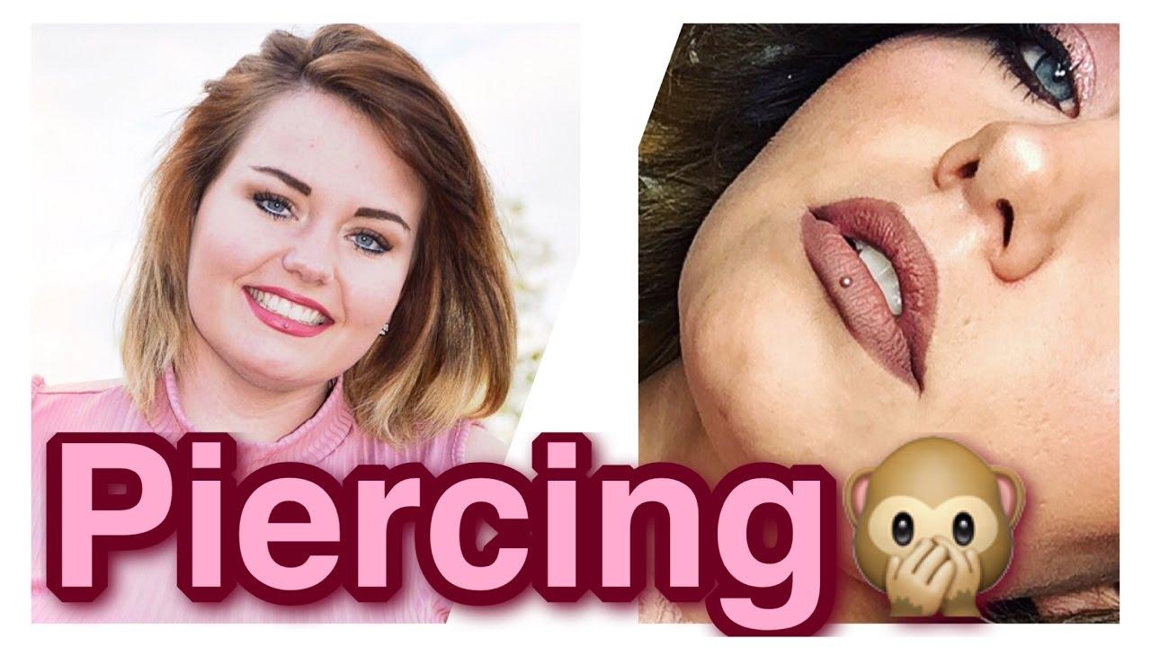 lippenpiercing stechen kosten