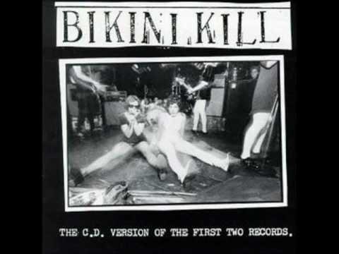 Bikini Kill - Double Dare Ya