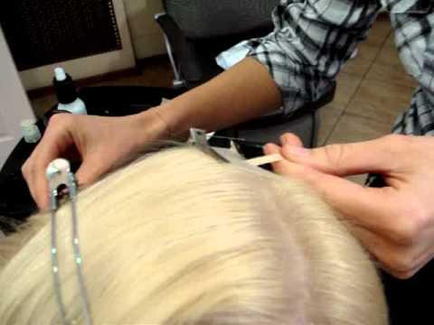 Стрижка Бритвой за расчёской
