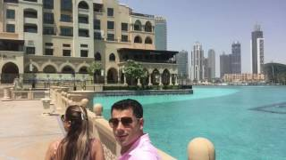 Trip to Dubai Part 1 #Vlog Dubai Mall the Biggest Mall in the World - Dubai Aquarium