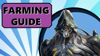 Farming in Warframe - HOW TO GET GOOD AT FARMING!