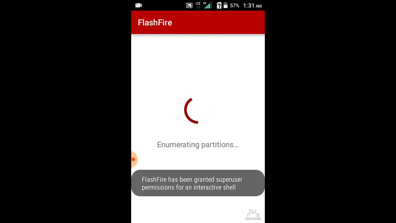 PART 4/5 - INSTALL FLASH FIRE AND SUPER USER GRANT ROOT ACCESS TO FLASH FIRE