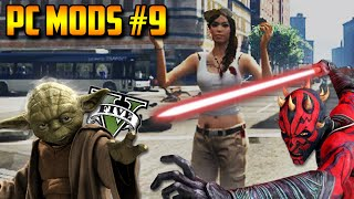 GTA 5 PC Mods (#9): La Fuerza Interior/Telequinesis! (GTA V Inner Force Mod)