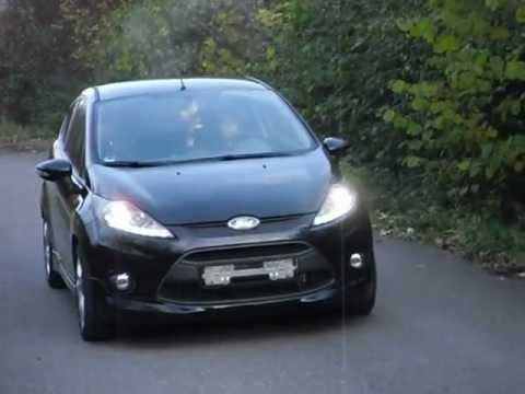 ford fiesta ja8 mk7 sw edition black by sw youtube. Black Bedroom Furniture Sets. Home Design Ideas