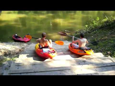 Acting dumb at the dan river