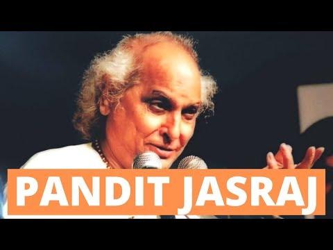 Pandit Jasraj | Pandit Jasraj Live | Indian Classical Music | Music Of India