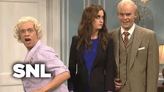 Pippa Visits the Queen - SNL