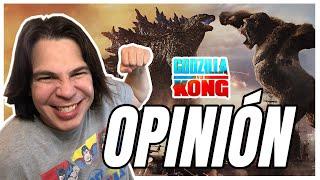Godzilla vs Kong Opinion CON SPOILERS