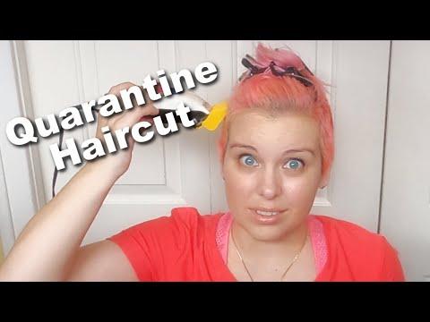 My Quarantine Haircut Might Be a Mistake