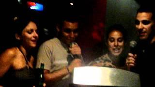 los bandidos de karaoke