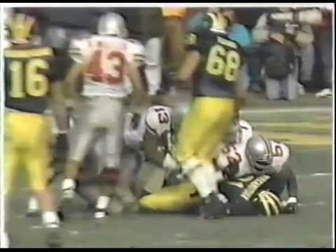 1995 Michigan vs. Ohio St.