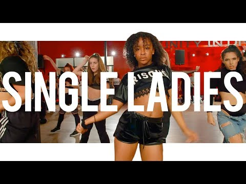 Beyonce - Single Ladies Dance Mix | Choreography With WILLDABEAST