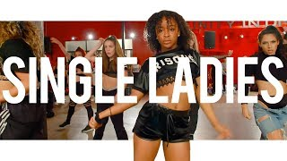Beyonce - Single Ladies Dance Mix | Choreography With WILLDABEAST 2017 Video