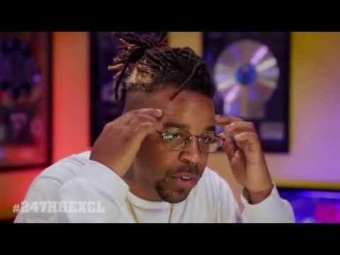 Azizi Gibson - Artists Are Role Models & Breaking Down