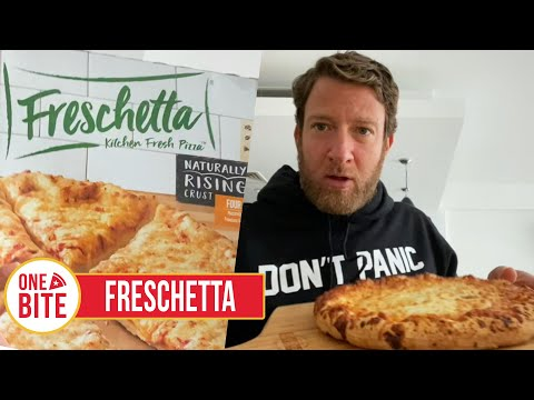 Barstool Pizza Review - Freschetta Frozen Pizza