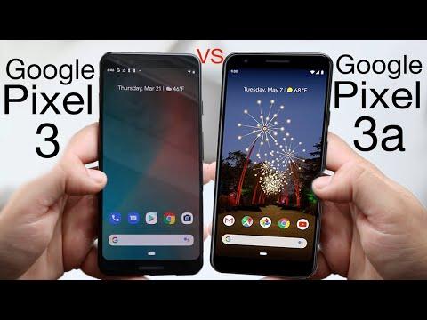 Google Pixel 3a Vs Google Pixel 3! (Quick Comparison!)