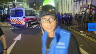 LIVE replay | Hong Kong protests continue this wednesday 5th June
