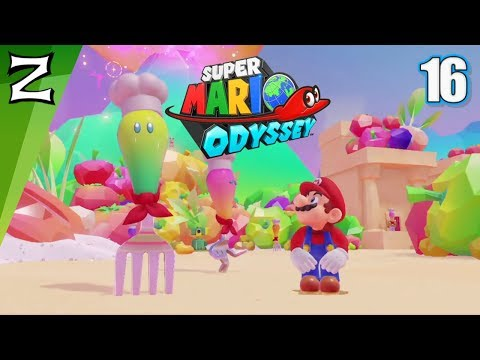 ¡REINO DE LOS FOGONES! - Parte 16 Super Mario Odyssey - Español