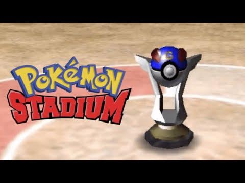 Pokémon Stadium - Poke Cup: Great Ball